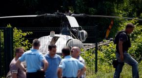 Evasion par hélicoptère France