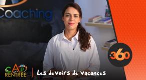 Cover Cap sur la rentrée : les devoirs de vacances