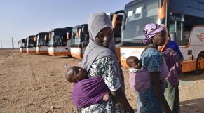 Migrants africains Algérie