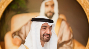 Mohammed Ibn Zayed Al Nahyan