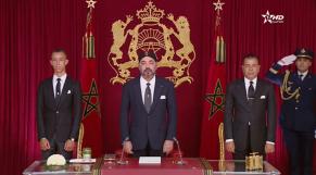 Mohammed VI discours du Trône-4