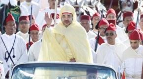 Mohammed VI-cérémonie d'allégeance
