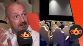 cover: Transformation du cinéma colisee à Rabat- visite guidee