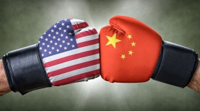 Chine USA Etas-Unis Guerre commerciale