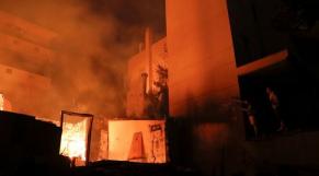 Incendies Grèce