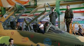 Rohani Kowsar avion de chasse