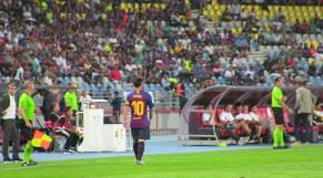 Messi Grand Stade Tanger