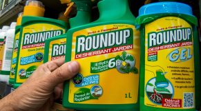 Round up Monsanto herbicide
