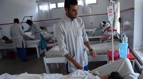 Cholera en Algérie