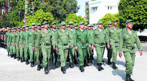 armée marocaine militaires