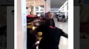 Vidéo. Les rappeurs Booba et Kaaris au cœur d'une violente bagarre à l'aéroport d'Orly