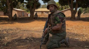 Soldat Maroc