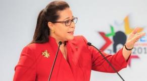 Miriem Bensalah-Chaqroun, ancienne présidente de la Confédération générale des entreprises du Maroc (CGEM).