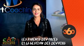 Cover Cap sur la rentrée # 7 : Le divorce des parents et la scolarité de l'enfant.
