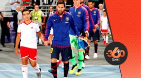Imad, accompagnateur de Messi à Tanger
