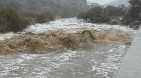 Inondation Ourika