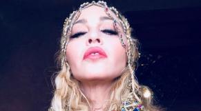 Madonna tenue amazigne-2