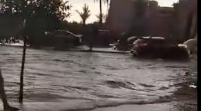 Marrakech inondation