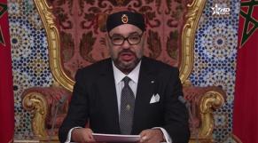 Mohammed VI-discours 20 août 2018