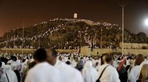 Hajj Mont Arafat