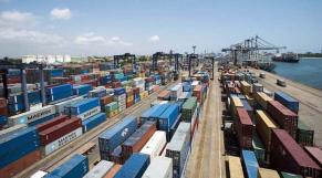Port à conteneurs