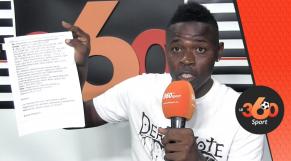 Souleymane Sissoko attaque Naciri