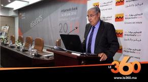 cover Video - Le360.ma •Attijariwafa bank présente des résultats semestriels 2018 en net croissance