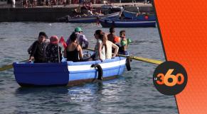"cover Video -Le360.ma •تعرفوا على النقل بالقوارب بين الرباط وسلا "" ابي رقراق """