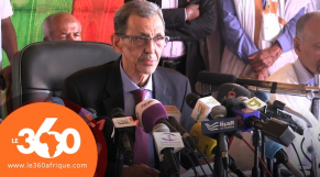 Elections en Mauritanie