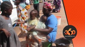 Mendicité au Mali