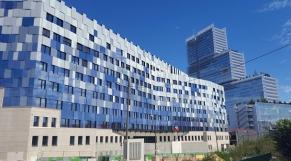 Tribunal de grande instance à Paris
