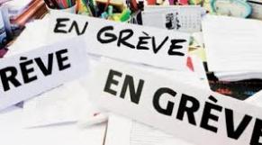 Grève entreprises