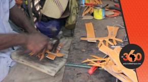 Vidéo: Mali: des artisans qui ont le cuir dans la peau