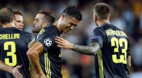 Ronaldo pleure