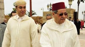 Mhand Laenser et Mohamed Ouzzine