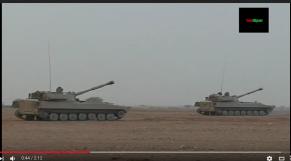 Vidéo. Tindouf: l'armée algérienne en manœuvre à deux jours d'une provocation du Polisario