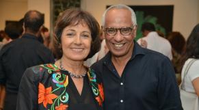 Najia Mehadji et Abderrahim Yamou
