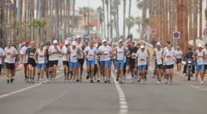 Marathon de casa