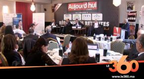 cover Video - Le360.ma • Débat sur la réforme des retraites, organisé par Aujourd'hui le Maroc
