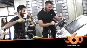 cover Video -Le360.ma • L'air du temps Nouveau spot Fitness à Casablanca : une séance de 20 minutes vaut 4 heures de sport !