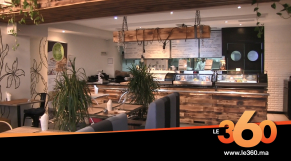 cover Video -Le360.ma • Le fast food vegan made in Casablanca. Vers la fin des M7labates ?