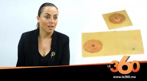 cover Video - Le360.ma • L'air du Temps : Cette marocaine réalise gratuitement des tatouages de mamelons en 3D.