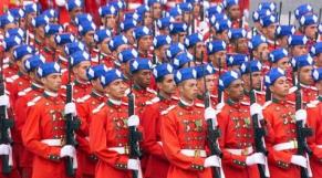 garde royale marocaine