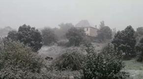 cover Video -Les premières chutes de neige à Ifrane