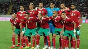 Maroc équipe vs Comores