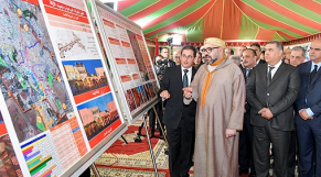 Activité royale. Marrakech: 2,35 milliards de dirhams pour la réhabilitation et la mise en valeur de quatre médinas du Maroc