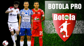 Cover intégrale buts Botola
