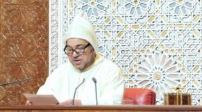 Roi Mohammed VI Rentrée parlementaire