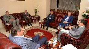 Coalition gouvernementale dirigée par Saâd Eddine El Othmani