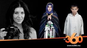 Cover la revue du style : Les Marocains par Leila Alaoui